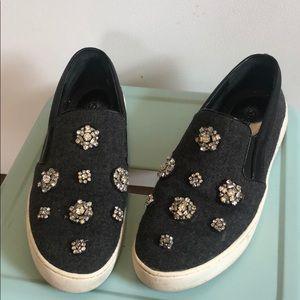 Size 7 Michael Kors tennis shoes